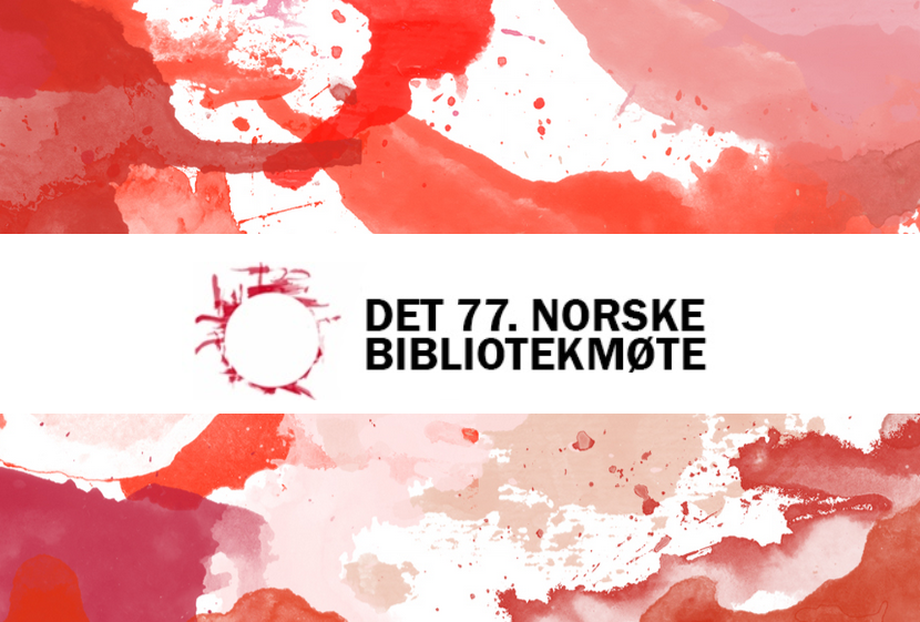 Rederiarkivene på Det norske Bibliotekmøtet